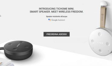TicHome mini se puede reservar en su distribuidor en Europa