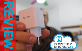 Enchufe WiFi Teckin: Review y opinión